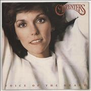 Click here for more info about 'Carpenters - Voice Of The Heart + lyric inner'