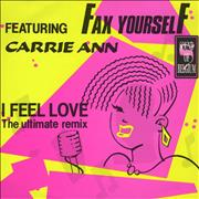 Click here for more info about 'Carrie Ann - I Feel Love'