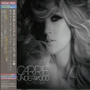 Click here for more info about 'Carrie Underwood - Blown Away'