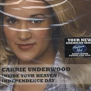 Click here for more info about 'Carrie Underwood - Inside Your Heaven - Sealed'