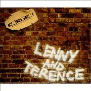 Click here for more info about 'Carter USM - Lenny And Terence'