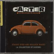 Click here for more info about 'Carter USM - Starry Eyed And Bollock Naked'