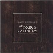 Click here for more info about 'Casey Crescenzo - Amour & Attrition: A Symphony In Four Parts'