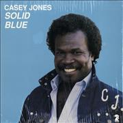 Click here for more info about 'Casey Jones - Solid Blue'