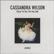 Click here for more info about 'Cassandra Wilson - Closer To You: The Pop Side'