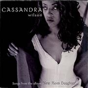Click here for more info about 'Cassandra Wilson - New Moon Daughter'