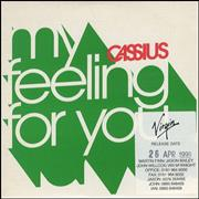 Click here for more info about 'Cassius - My Feeling For You'