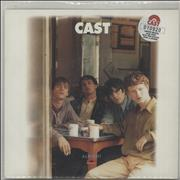 Click here for more info about 'Cast - Alright - Blue Vinyl'