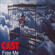 Click here for more info about 'Cast - Free Me - CD1'