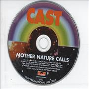 Click here for more info about 'Cast - Mother Nature Calls - Tin'
