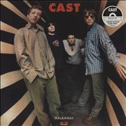 Click here for more info about 'Cast - Walkaway - Clear Vinyl'