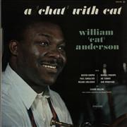 Cat Anderson A 'Chat' With Cat France vinyl LP
