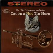 Cat Anderson Cat On A Hot Tin Horn USA vinyl LP