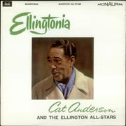 Click here for more info about 'Cat Anderson - Ellingtonia - Fidelio issue'