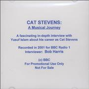 Click here for more info about 'Cat Stevens - A Musical Journey'