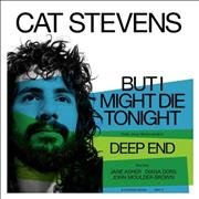 Click here for more info about 'Cat Stevens - But I Might Die Tonight - Blue Vinyl - RSD 2020 - Sealed'