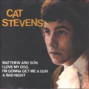 Click here for more info about 'Cat Stevens - Cat Stevens'