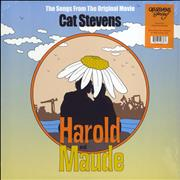 Click here for more info about ' - Harold And Maude - Orange Vinyl - RSD 2021 - Sealed'