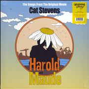 Click here for more info about ' - Harold And Maude - Yellow Vinyl - RSD 2021 - Sealed'