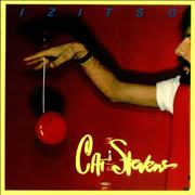 Click here for more info about 'Cat Stevens - Izitso'