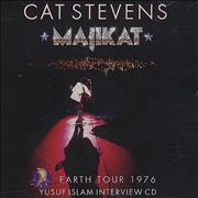 Click here for more info about 'Cat Stevens - Majikat - Earth Tour 1976 Yusuf Islam Interview CD'