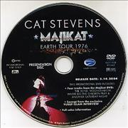 Click here for more info about 'Cat Stevens - Majikat - Earth Tour 1976'
