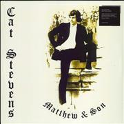 Cat Stevens Matthew & Son - 180gm - Sealed UK vinyl LP