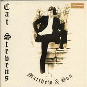 Click here for more info about 'Cat Stevens - Matthew & Son - 2nd'