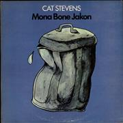 Click here for more info about 'Cat Stevens - Mona Bone Jakon - 1st - EX'