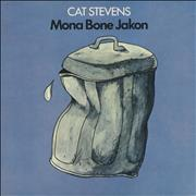 Click here for more info about 'Cat Stevens - Mona Bone Jakon - 2nd - EX'