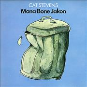 Click here for more info about 'Cat Stevens - Mona Bone Jakon - 4th'