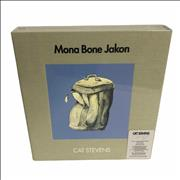 Cat Stevens Mona Bone Jakon Super Deluxe Edition - Sealed UK box set
