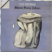 Click here for more info about 'Cat Stevens - Mona Bone Jakon'