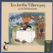 Click here for more info about 'Cat Stevens - Tea For The Tillerman - 180gm - 50th Anniversary Edition'