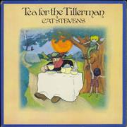 Click here for more info about 'Cat Stevens - Tea For The Tillerman - 1st - EX'