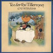 Click here for more info about 'Cat Stevens - Tea For The Tillerman - 2nd + Laminated - EX'
