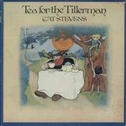 Click here for more info about 'Cat Stevens - Tea For The Tillerman - Blue Label'