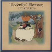 Click here for more info about 'Cat Stevens - Tea For The Tillerman - 3rd'