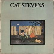 Click here for more info about 'Cat Stevens - Teaser And The Firecat - Pink Rim'