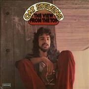 Click here for more info about 'Cat Stevens - The View From The Top - EX'