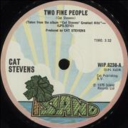 Click here for more info about 'Cat Stevens - Two Fine People'