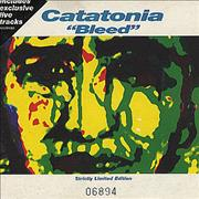Click here for more info about 'Catatonia - Bleed - Both Parts'
