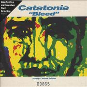 Click here for more info about 'Catatonia - Bleed'