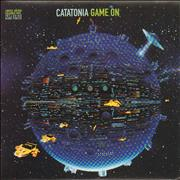 Click here for more info about 'Catatonia - Game On - Lime Green Vinyl + Poster'