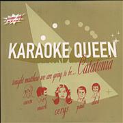 Click here for more info about 'Catatonia - Karaoke Queen - Custom Sleeve'
