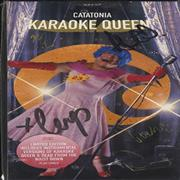 Click here for more info about 'Catatonia - Karaoke Queen - autographed'