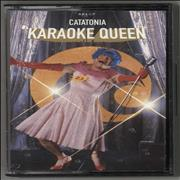 Click here for more info about 'Catatonia - Karaoke Queen'