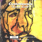 Click here for more info about 'Catatonia - Lost Cat - Numbered P/S'