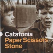 Click here for more info about 'Catatonia - Paper Scissors Stone'