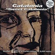 Click here for more info about 'Catatonia - Sweet Catatonia - Clear Vinyl'